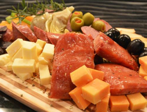 Italian Smoked Salmon